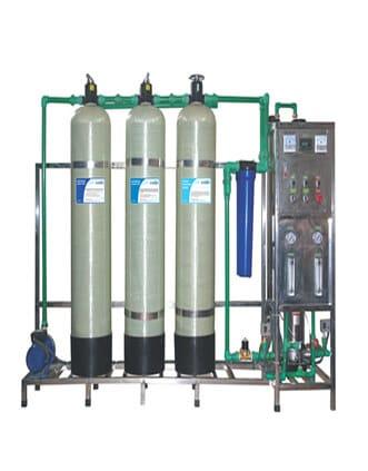 Lọc nước bằng công nghệ RO