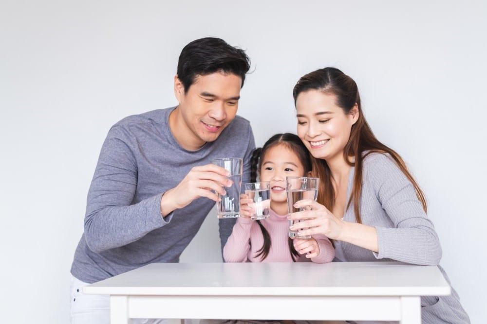 Lọc Nước Cho Gia đình